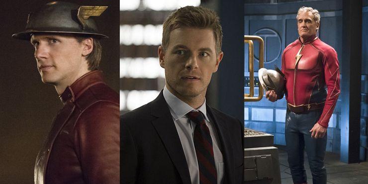Rick Cosnett Nearly Played Jay Garrick On CW's Flash   CBR