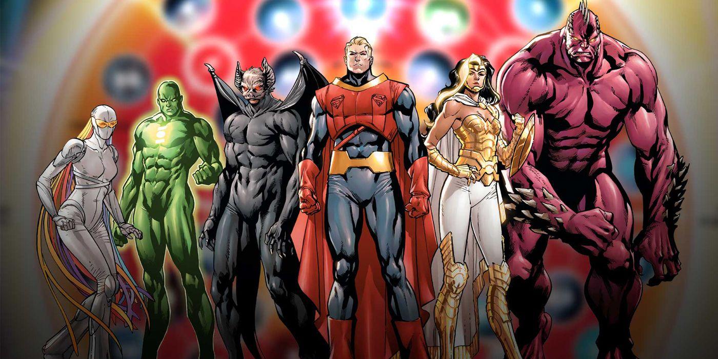 Stan Lee's DC Comics Just Imagine... Stories, Ranked