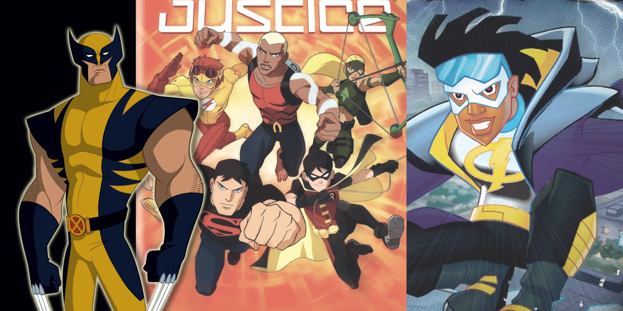 10 Animated Superhero Shows Cancelled Too Soon