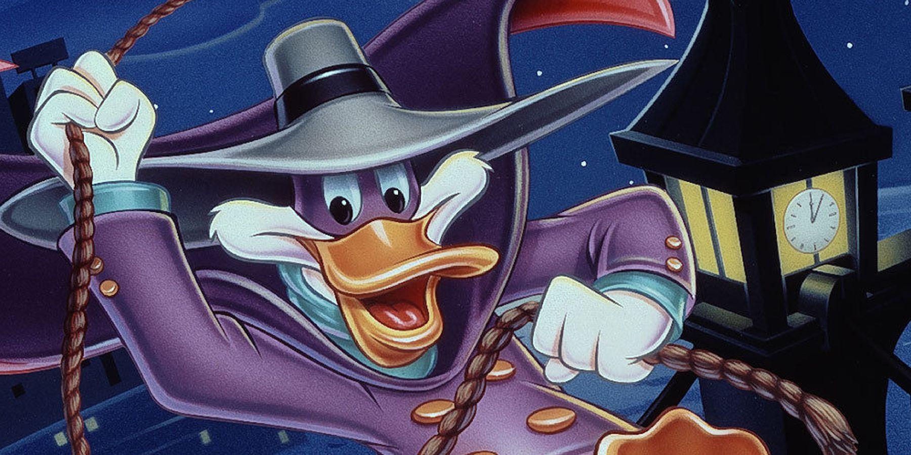 25 Years Later, Darkwing Duck is Still a Little Dangerous