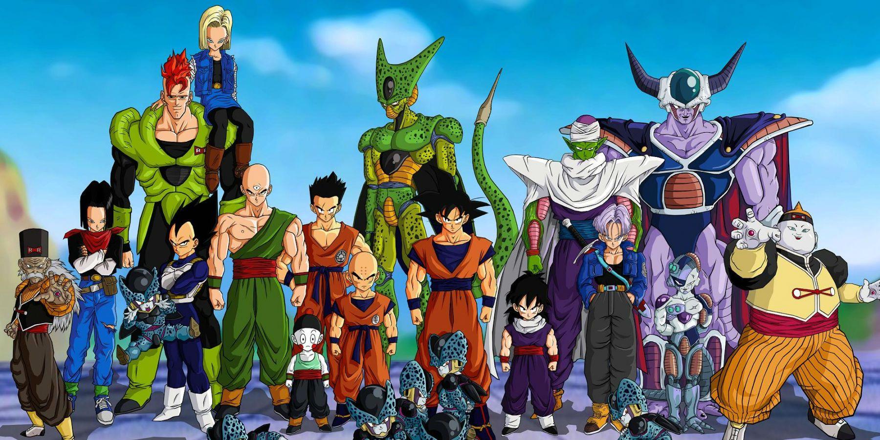 Dragon Ball 15 Species Stronger Than Saiyans Cbr