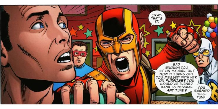 15 Superheroes Who are Total Jerks   CBR