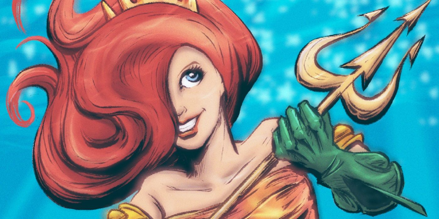 Line it is Drawn: Disney Princesses as Superheroes! | CBR