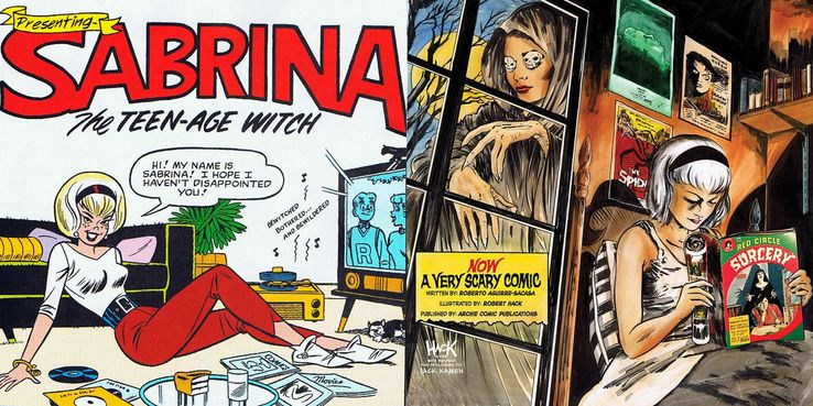 Spell Check: The 17 Best Comic Book Witches | CBR