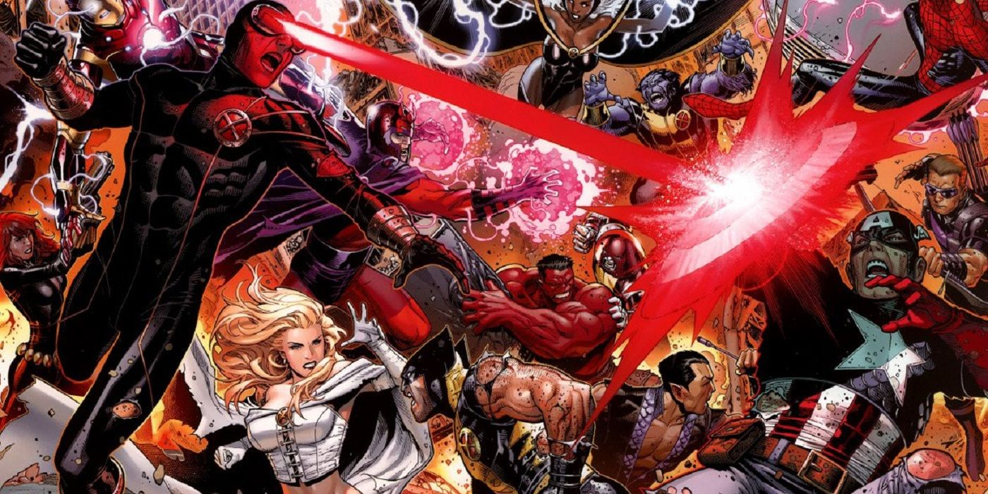 Avengers & X-Men: The 15 Greatest Crossovers