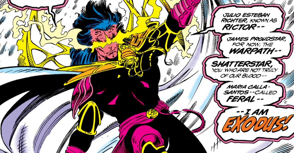 Exodus X-plained: A Point-by-Point History Of The Mutant Messiah