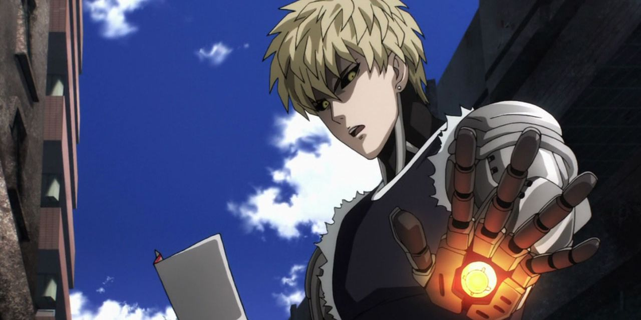 One-Punch Man: Genos Gets an Upgrade ... and a New Mission