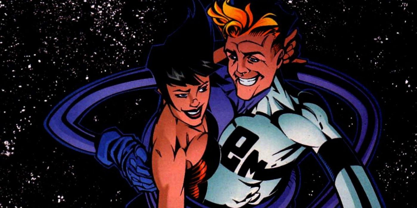 The Flash Casts The Originals Star as Sue Dearbon/Dibny | CBR