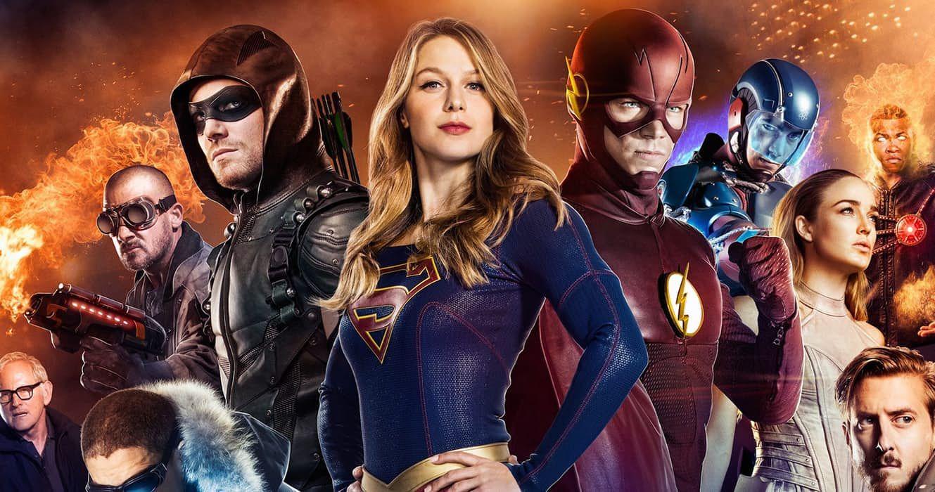 DC Comics TV Series Generate $1 Billion a Year in Revenue