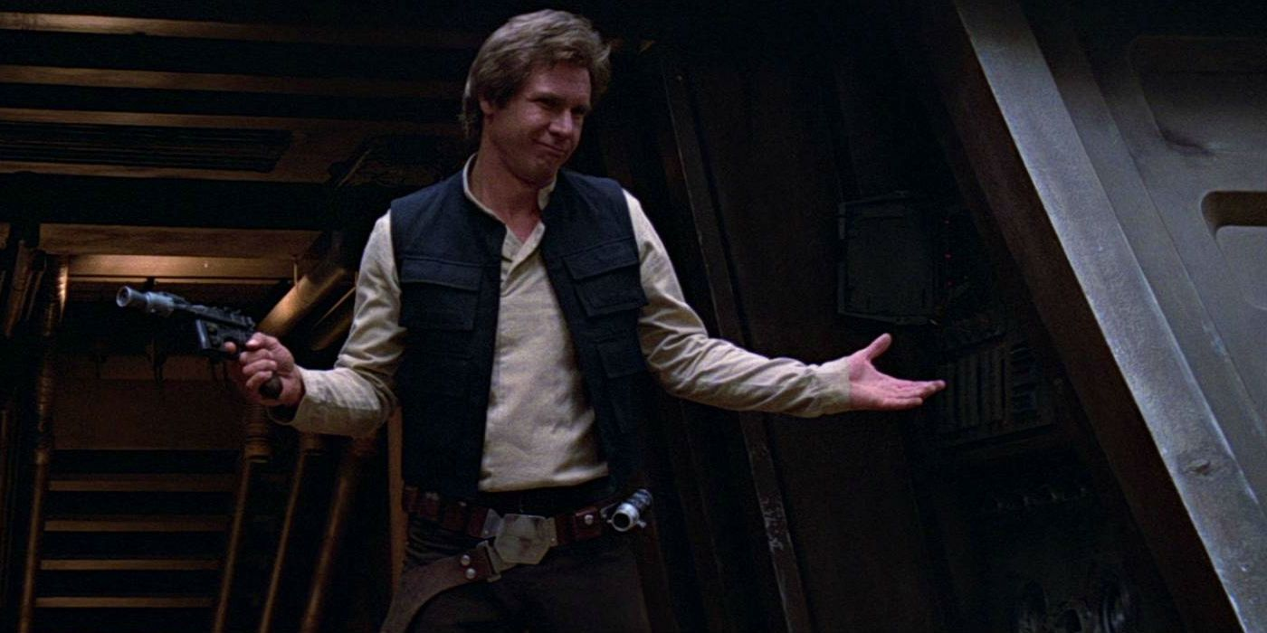 Movie Legends: Was Han Solo Nearly in Revenge of the Sith?
