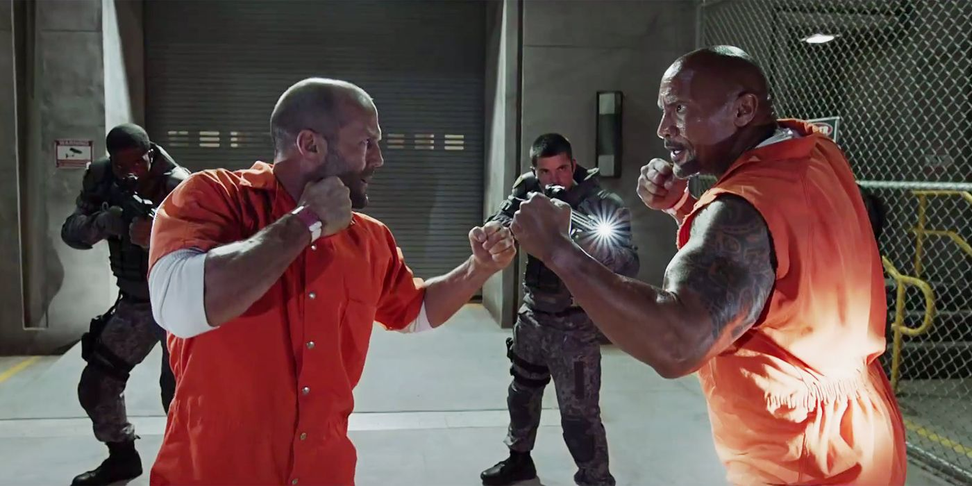 Jason Statham Describes Hobbs and Shaw Movie as 'Gritty and Real'