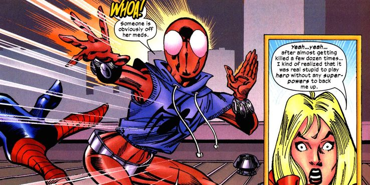 15 Times Spider-Man Knocked Someone Up | CBR