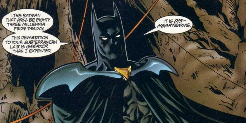 853rd Century Batman