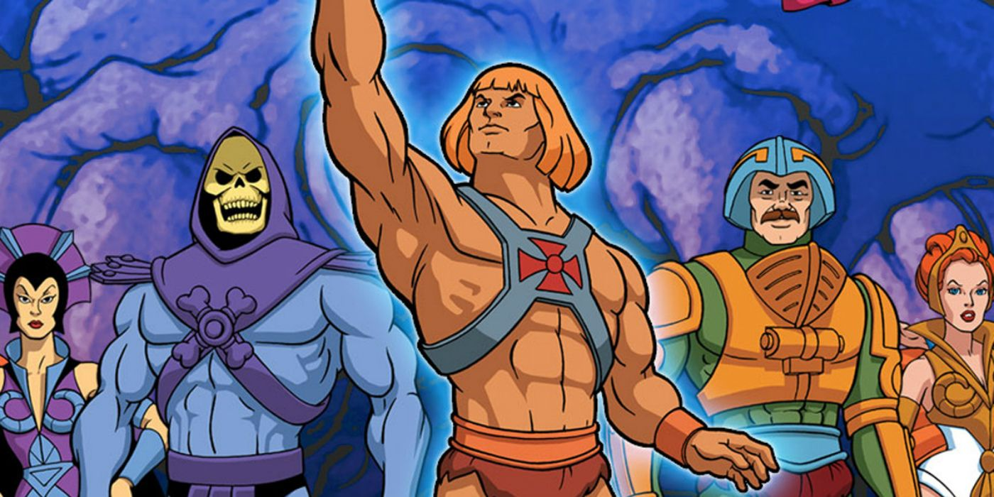 Image result for He-Man and the Masters of the Universe cartoon