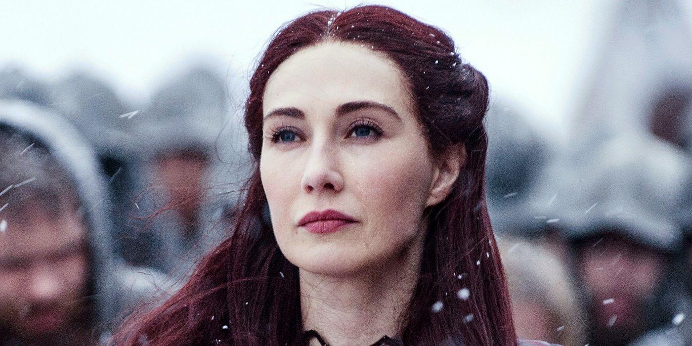 Game of Thrones: Does Marianne Williamson Understand Her Melisandre Meme?