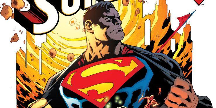 superman rebirth - Los 10 mejores escritores de Superman de todos los tiempos