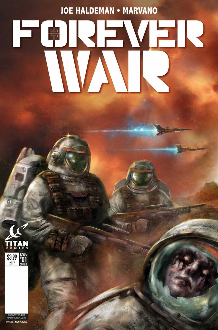 From Fifty Year War To Forever War >> The Forever War 1 Cbr