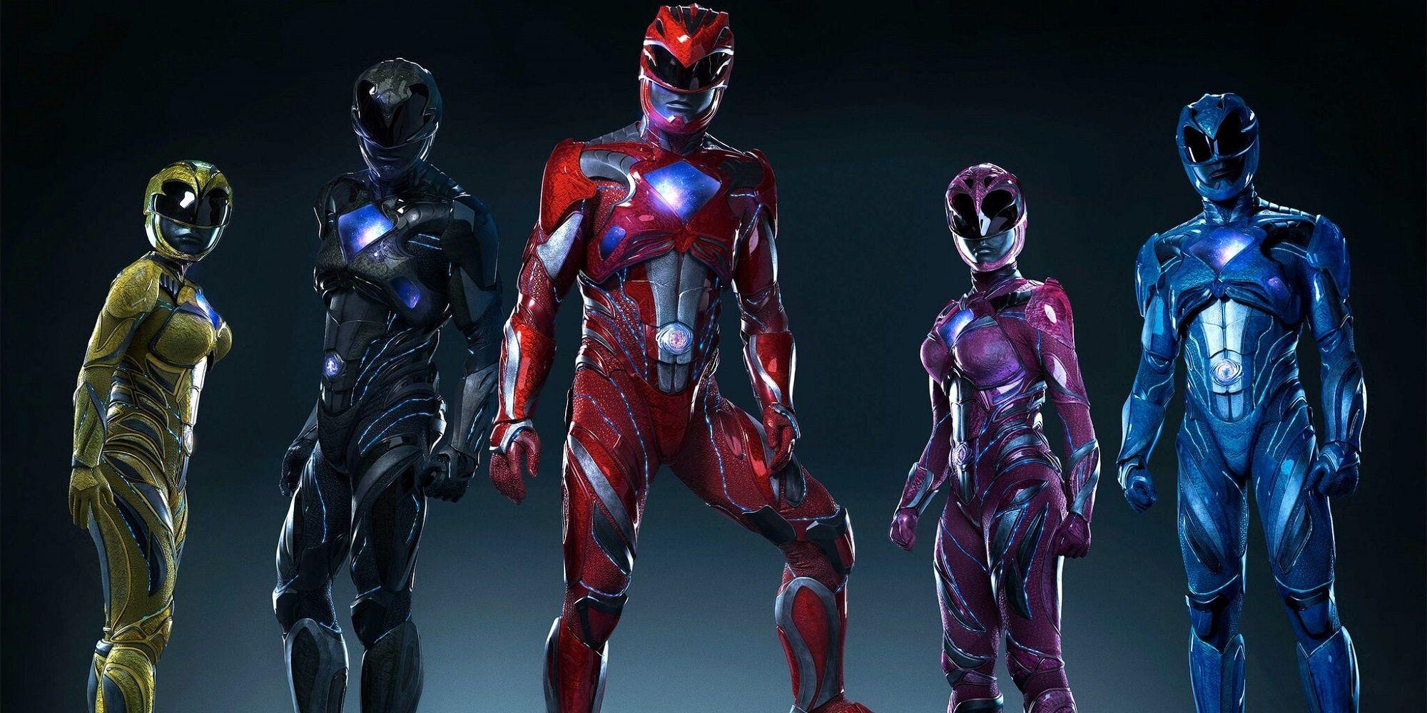 Power Rangers Reboot Concept Art Reimagines the Red Ranger | CBR