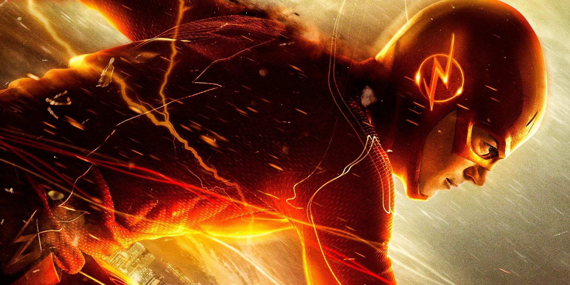 The Flash Season 6 Photo Reveals Barry's New 52-Inspired Costume