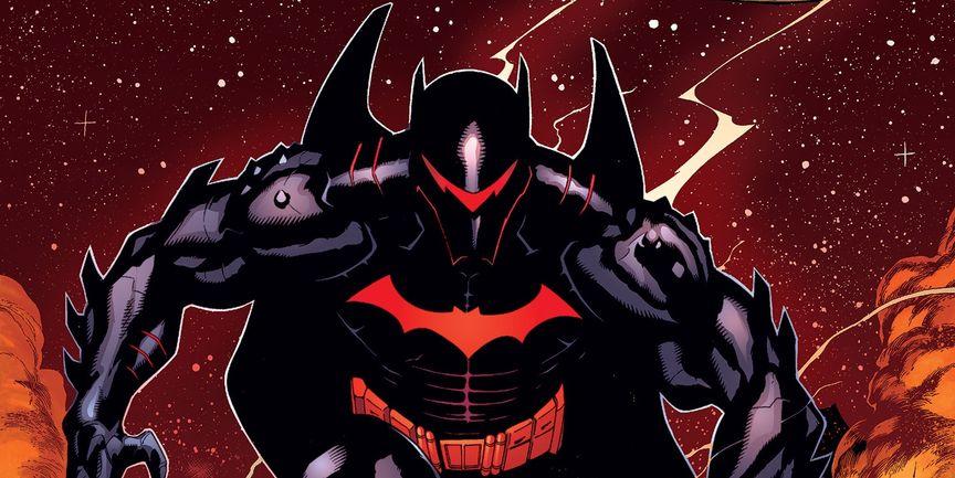 HellBat- 4rd Strongest Batman