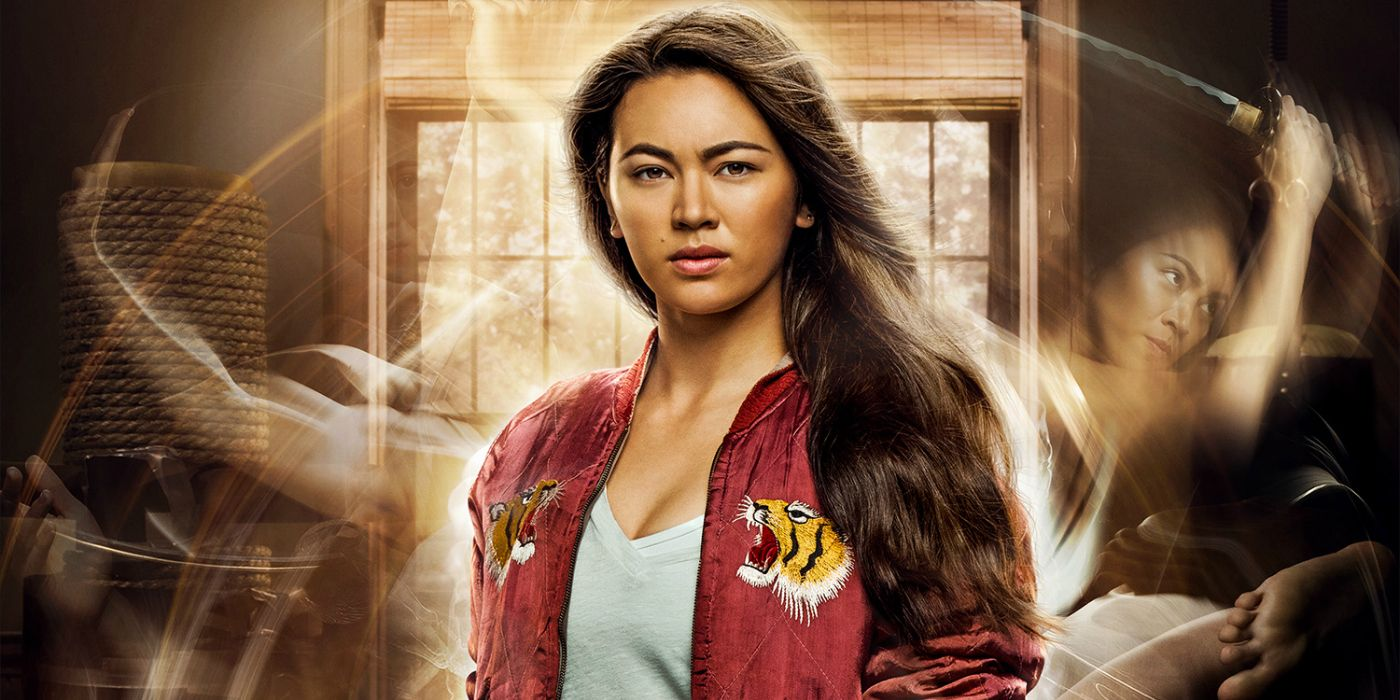 colleen wing fist iron dragon