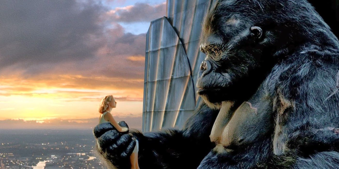 King Kong has been reappearing in TV shows, movies, video games, featuring special effects and an exquisite sense of speculation, being faithful to the 1933 original.