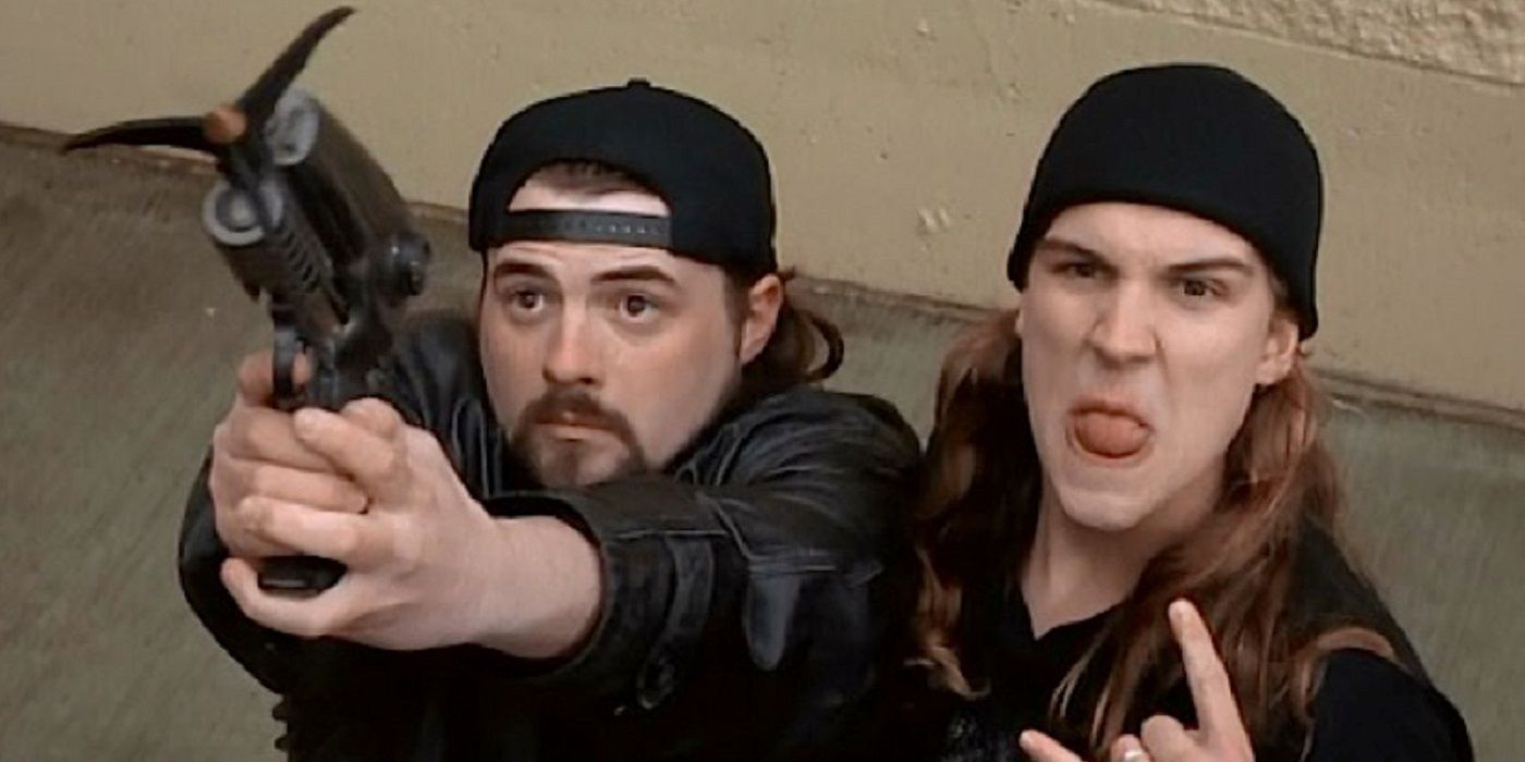 Kevin Smith Says He's Working on Mallrats Sequel | CBR