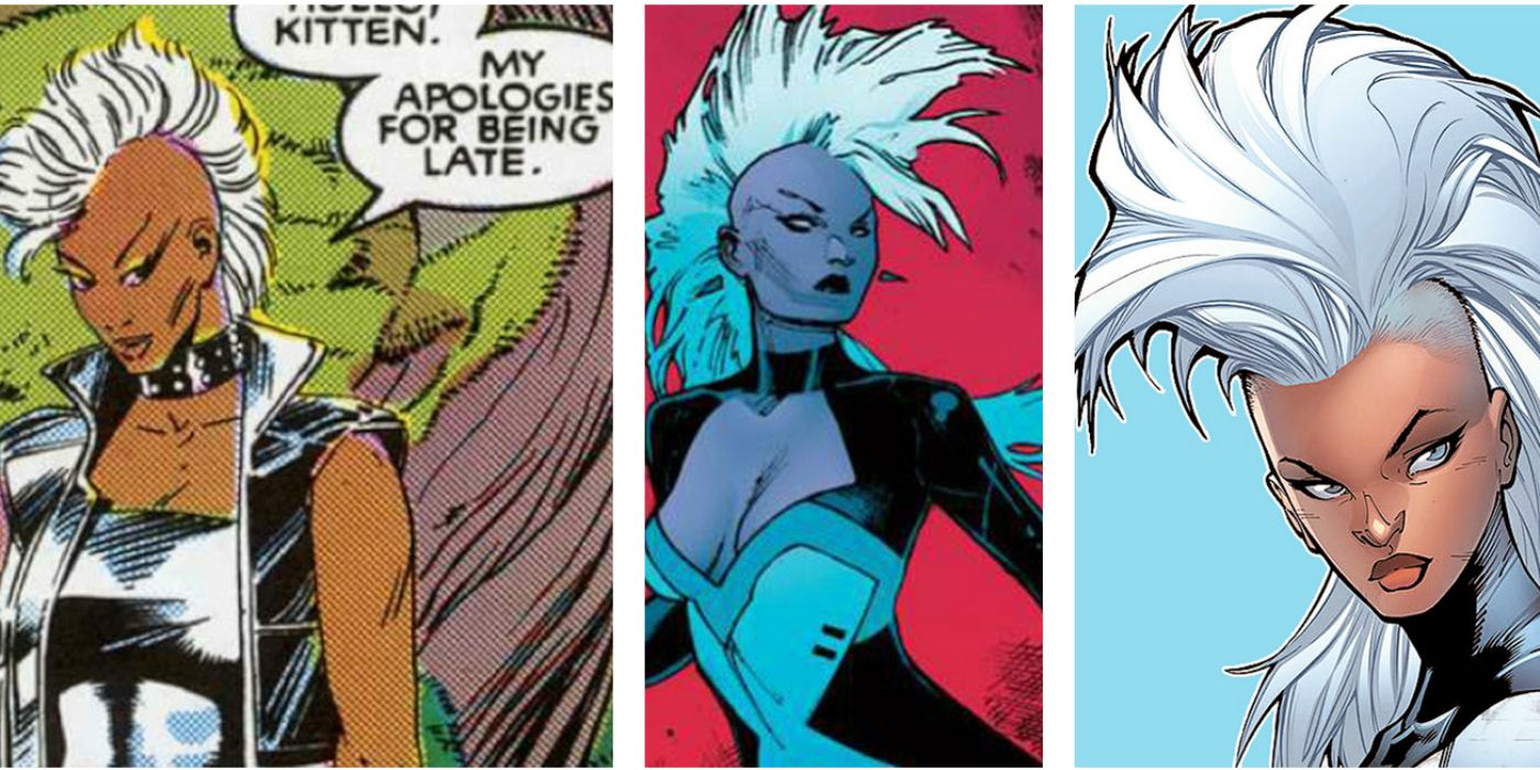 15 Most Iconic Hairstyles In Comic Books Cbr