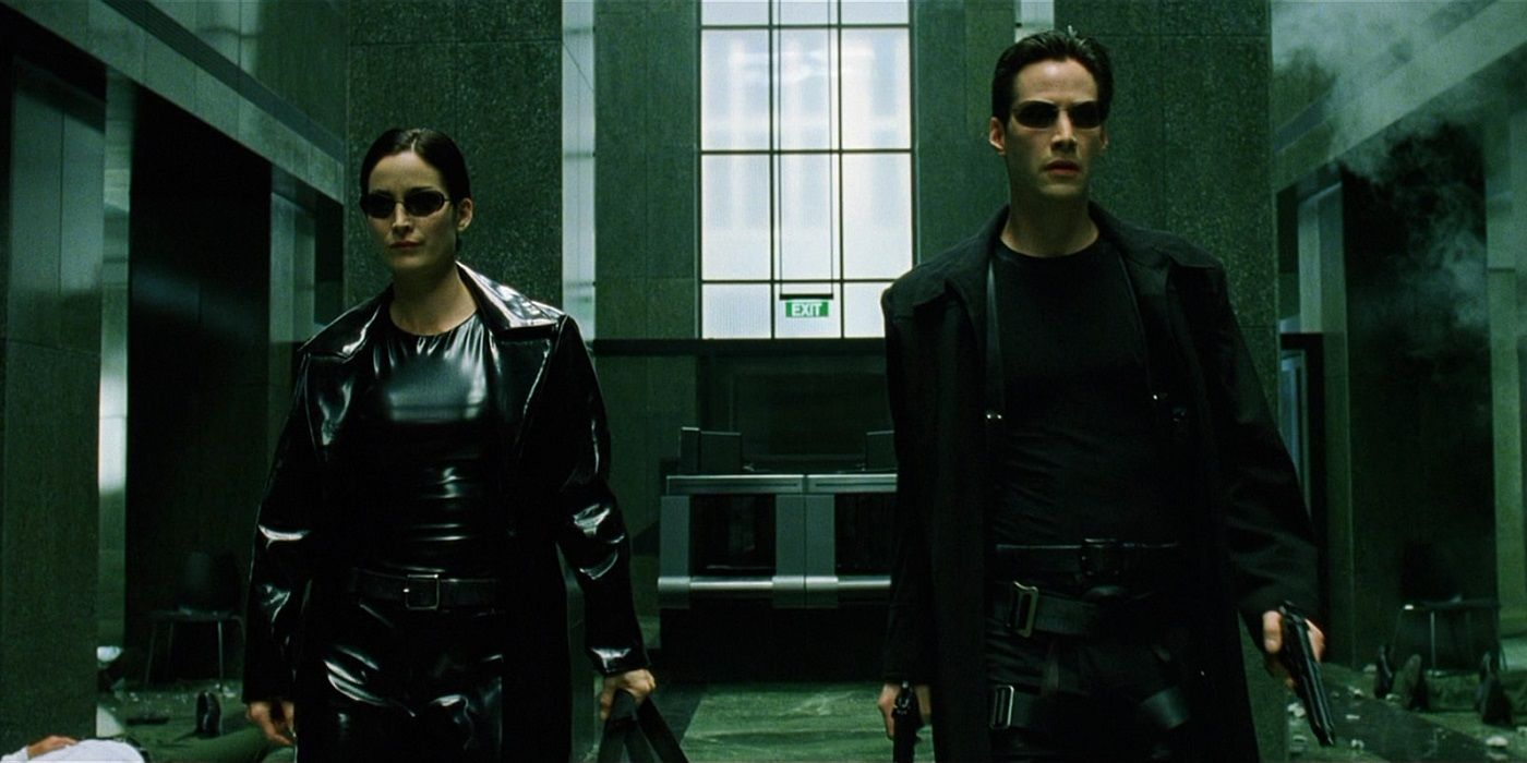 The Matrix: The 15 Most Epic Moments From The Trilogy | CBR
