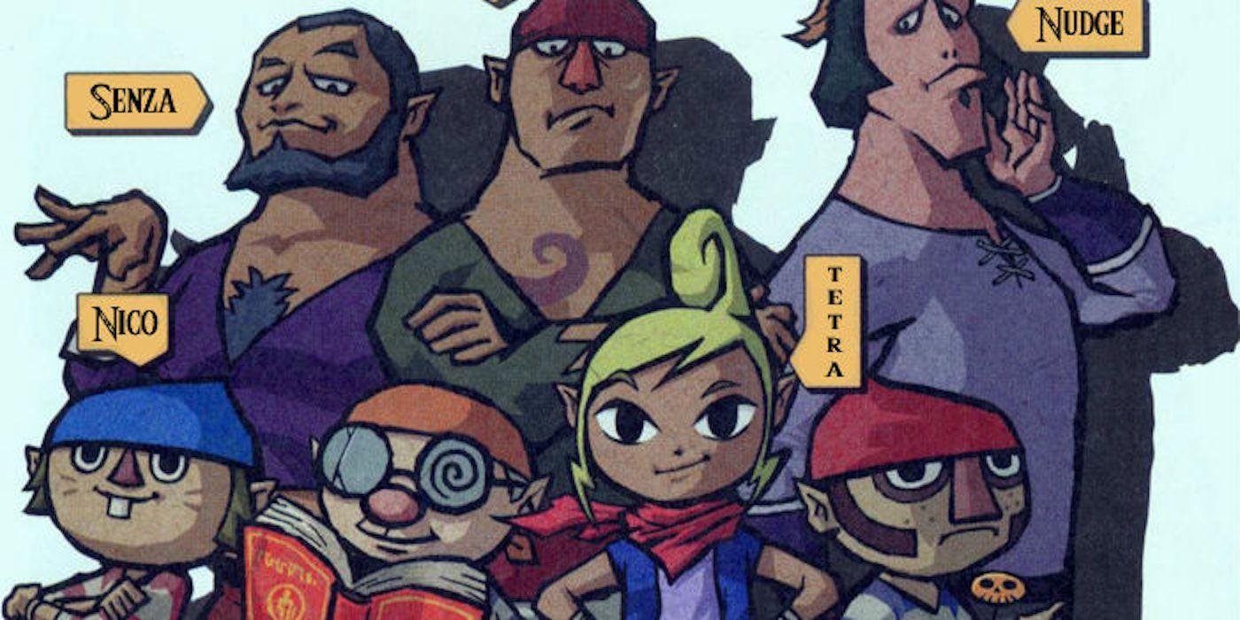 Quatro personagens de Legend of Zelda que merecem um jogo solo 2