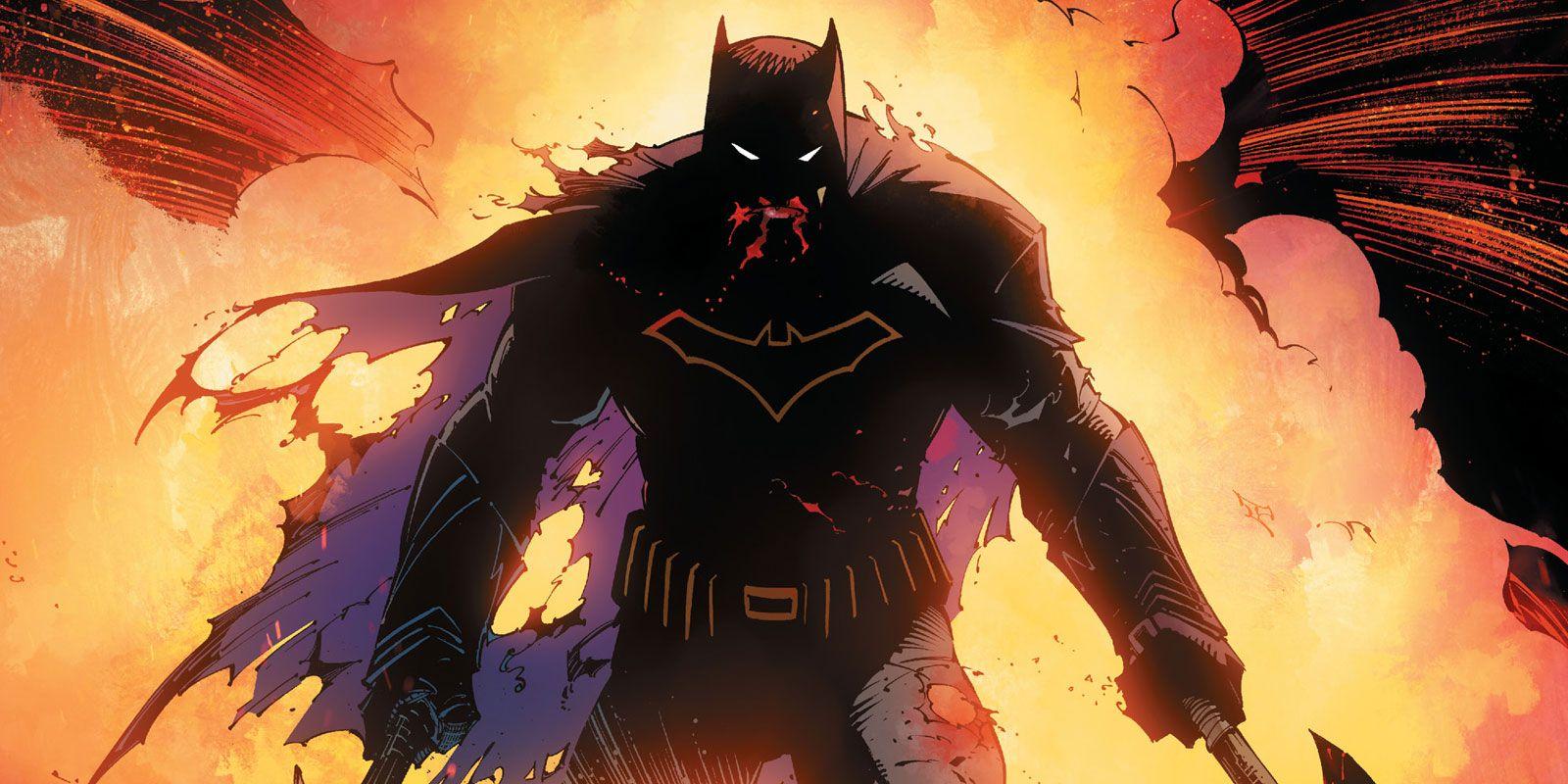 How Dark Nights: Metal Took Over the DC Universe   CBR