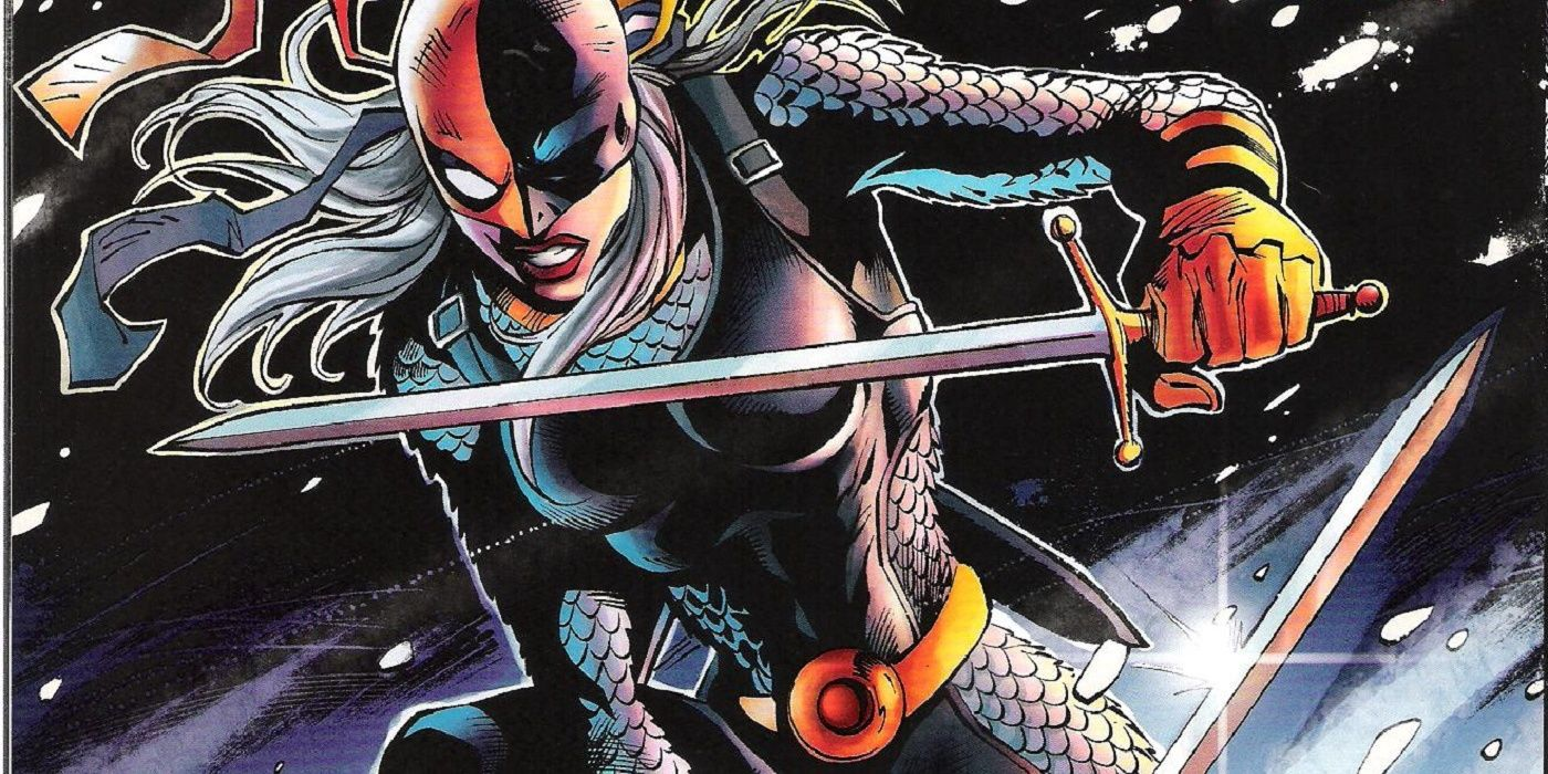 Titans: New Look at Rose Wilson's Ravager Revealed By BTS Photo