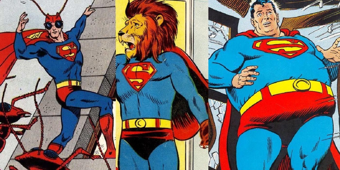 O que a Criptonita Vermelha realmente faz com o Superman? 2