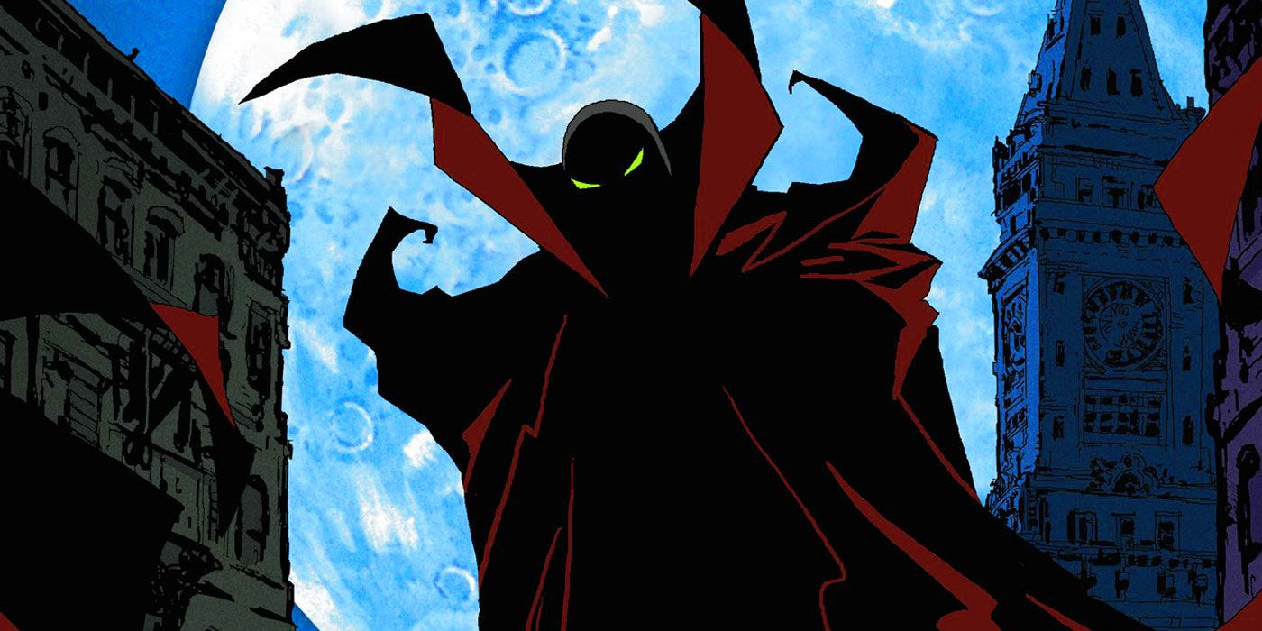 Spawn The Animated Series It Wasn T Tv It Was Hbo Cbr
