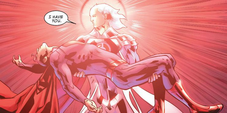 superman meets rao new 52 3 - 10 secretos del planeta Krypton que todo fan de Superman debería saber