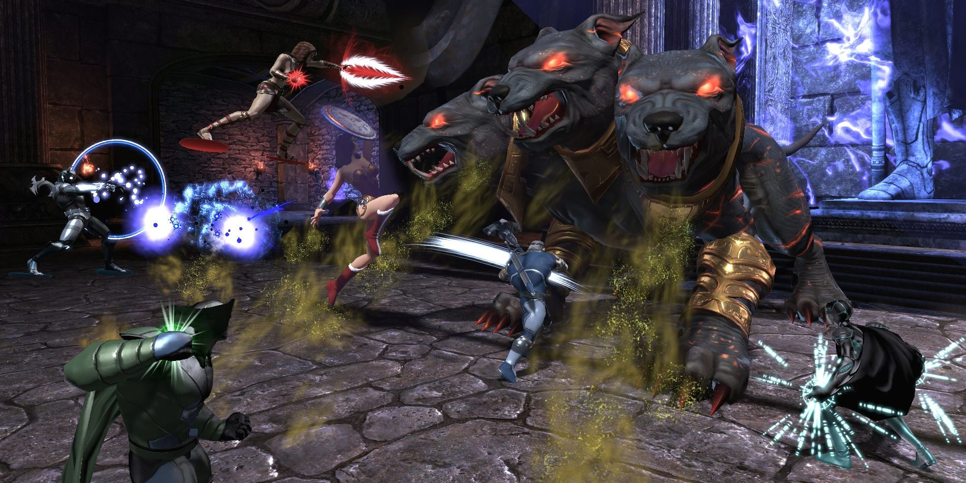 DC Universe Online Developer Reportedly Lays Off 70 Workers