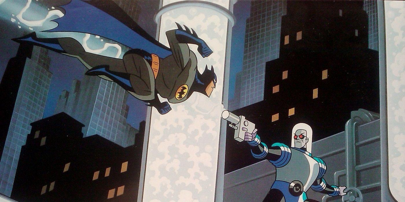Batman Streaming Service