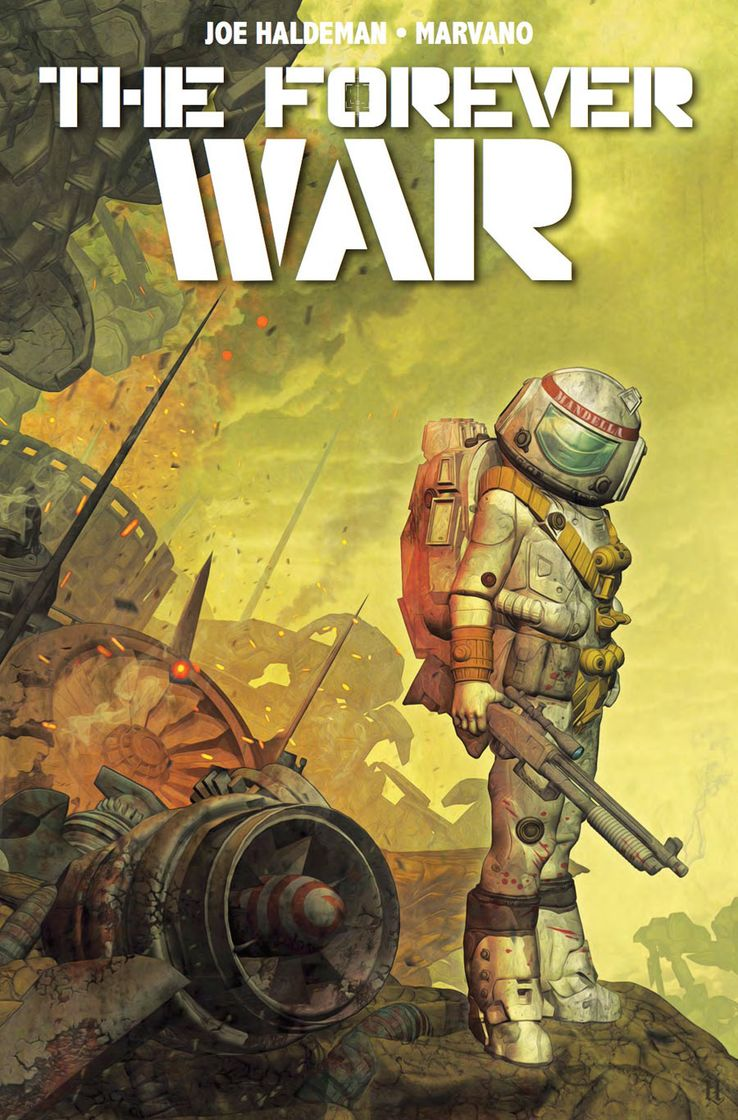 From Fifty Year War To Forever War >> The Forever War 4 Cbr