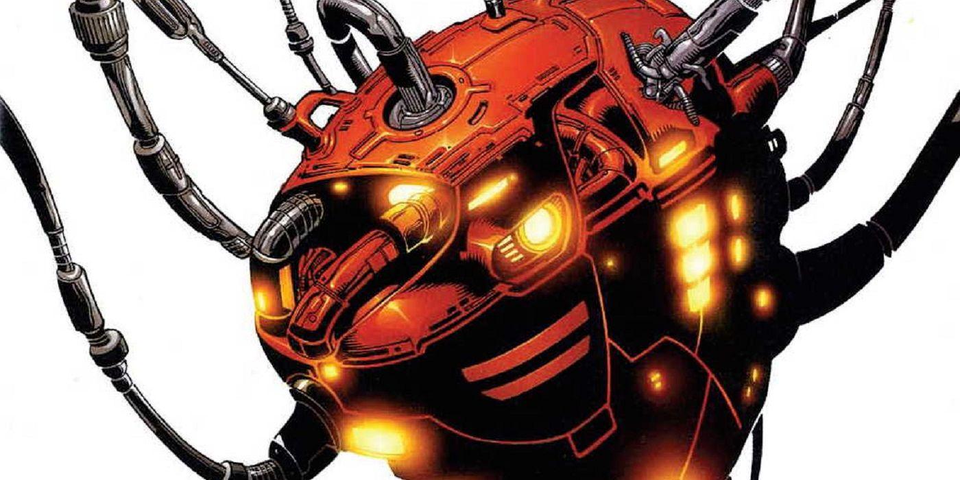 Heart Of Iron Man