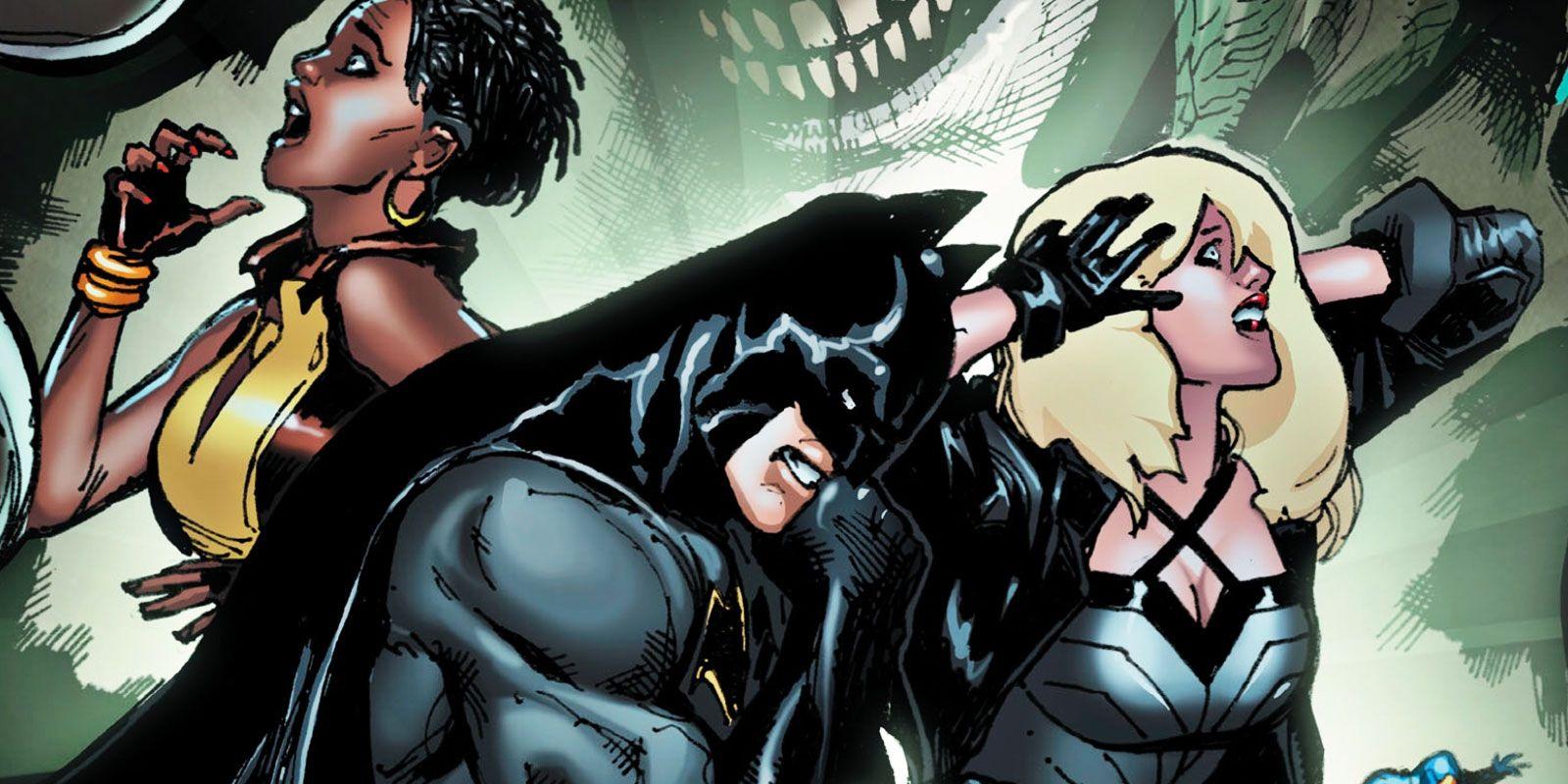 JLA #7 Teases Rebirth Reboots for a Classic Villain & Some JLI Heroes