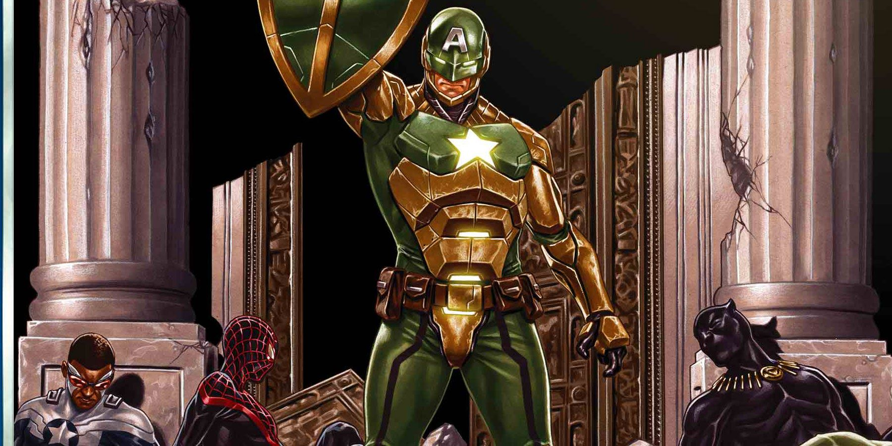 Marvel Just Introduced Hydra's Version of Captain America | CBR