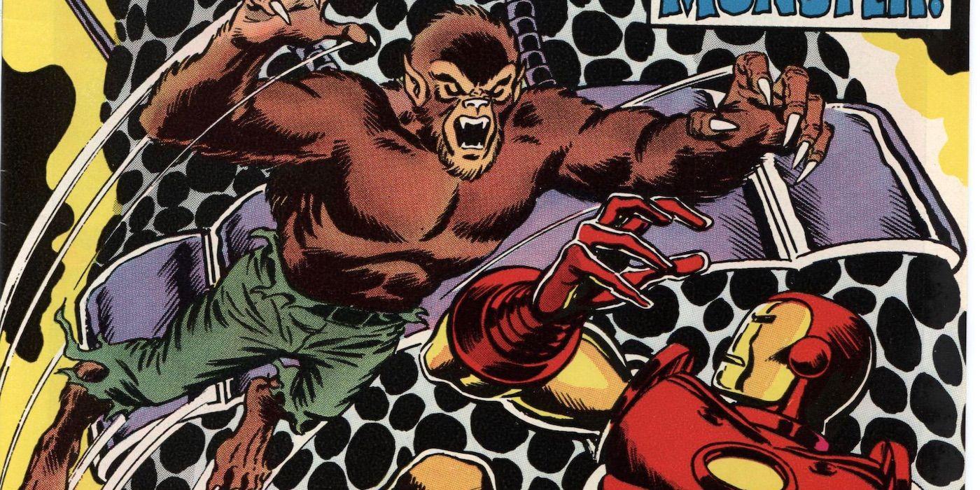 Werewolf By Night: Black Eyed Peas' Taboo Co-Writing New Marvel Miniseries