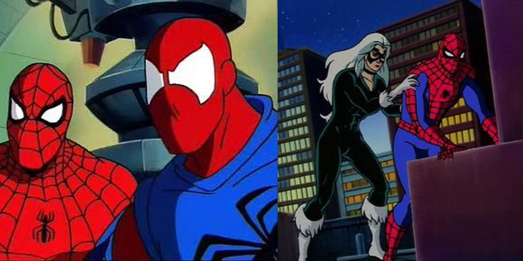 7 Reasons The 90s Spider Man Cartoon Ruled And 8 Reasons It Sucked