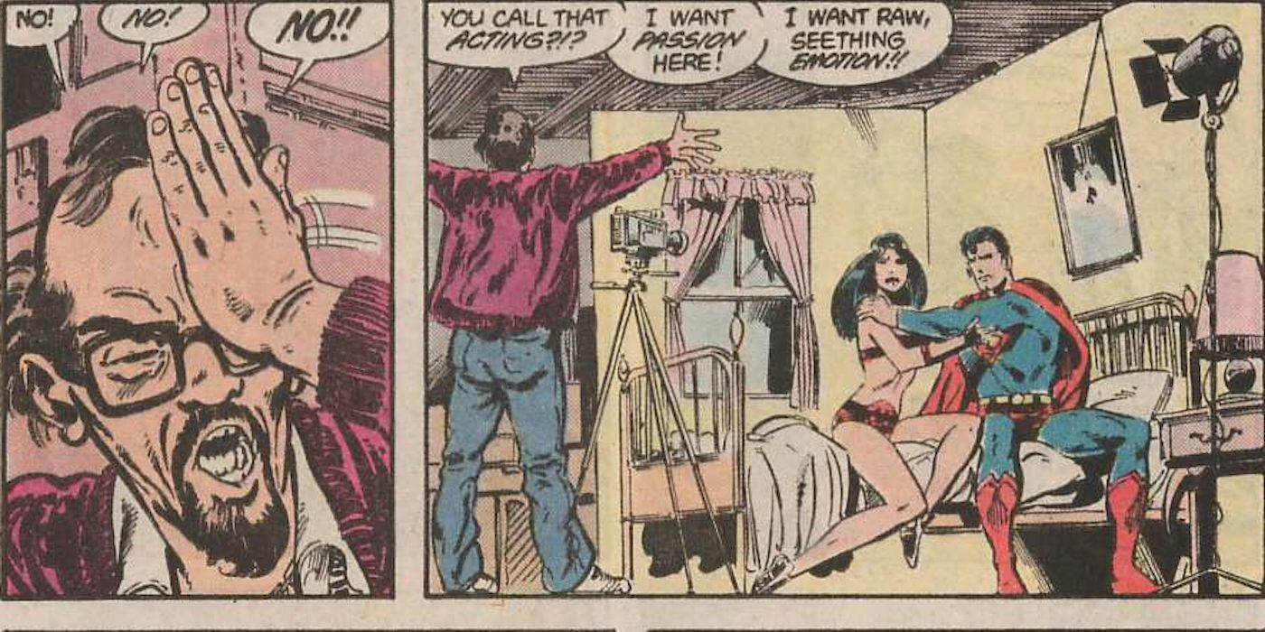 Erotic get loves roleplays in to superman apologise, but, opinion