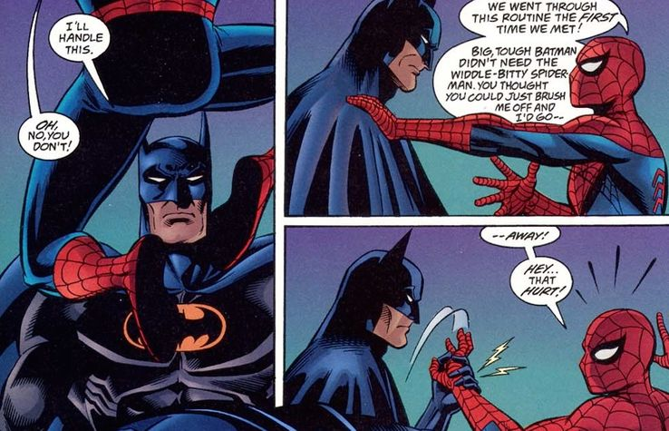 Web-Haters: 15 Superheroes Who DETEST Spider-Man | CBR