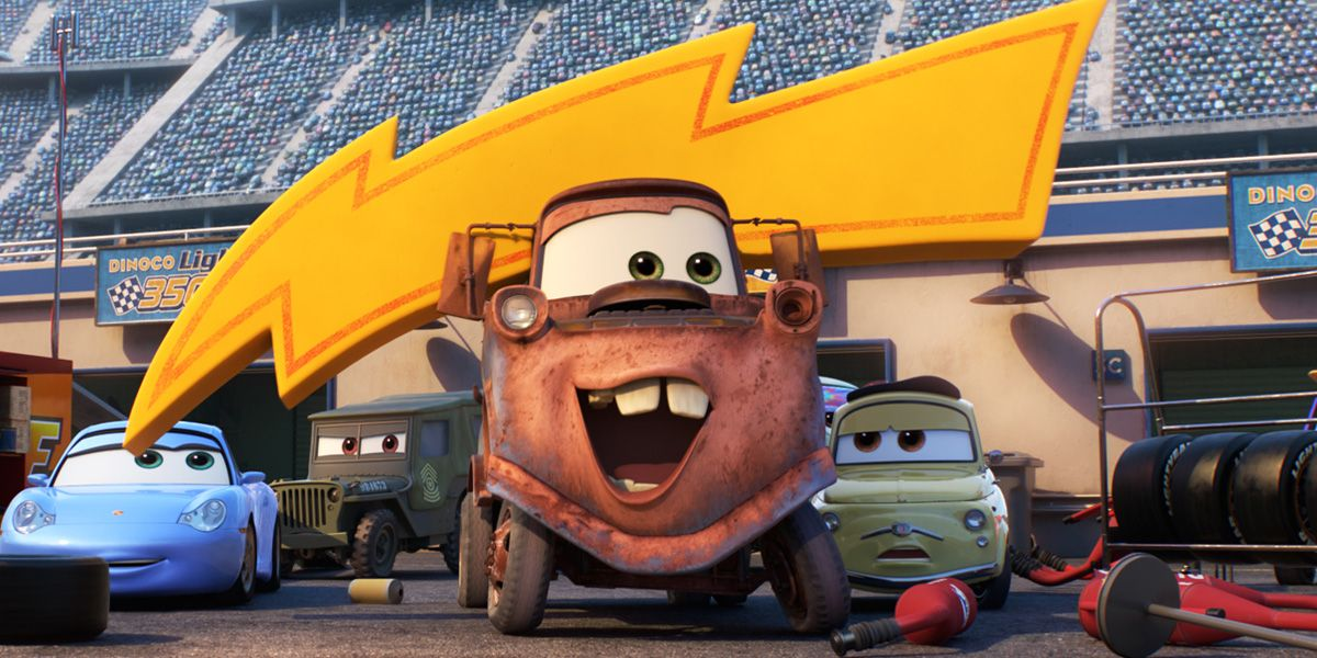 Cars 3 Interview Larry The Cable Guy Says Mater Is Closer To Him Than His Persona