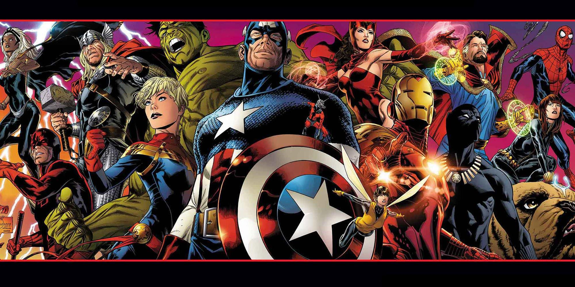 Marvel Releases New Marvel Legacy TEASER TRAILER!