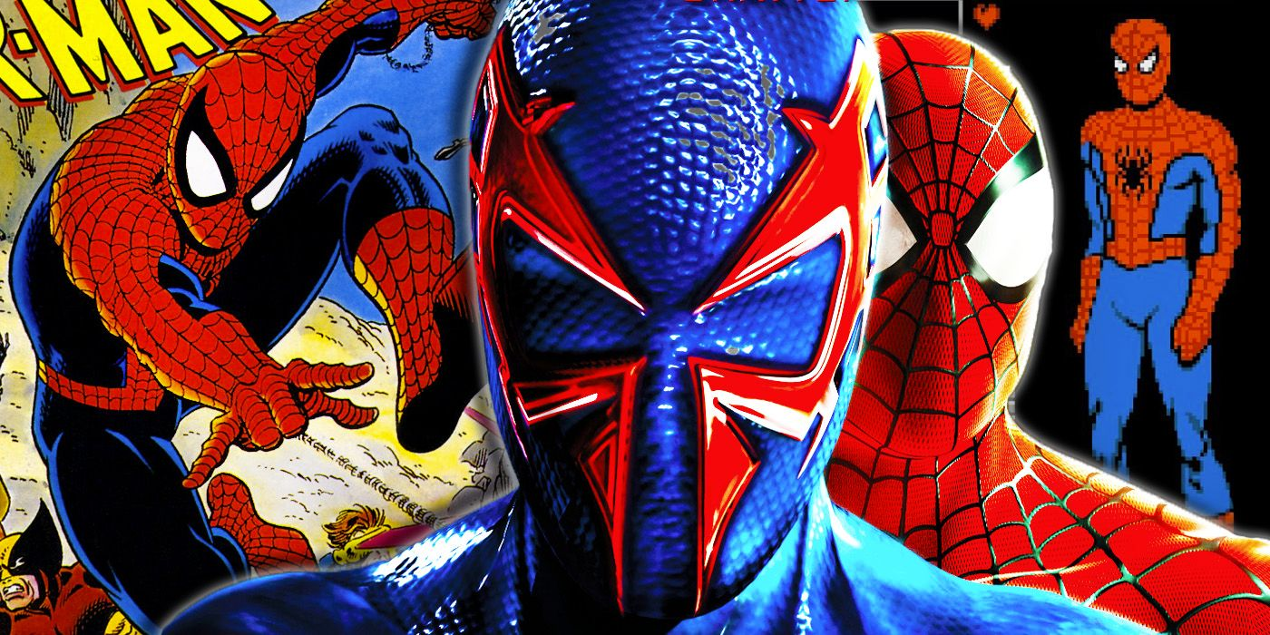 spider-man: 15 games ranked from worst to best | cbr