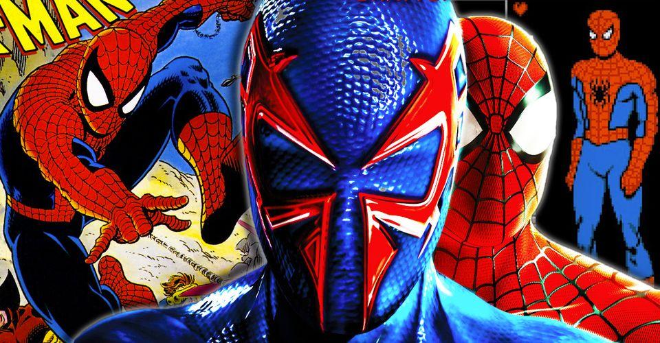 Spider Man 15 Games Ranked From Worst To Best Cbr
