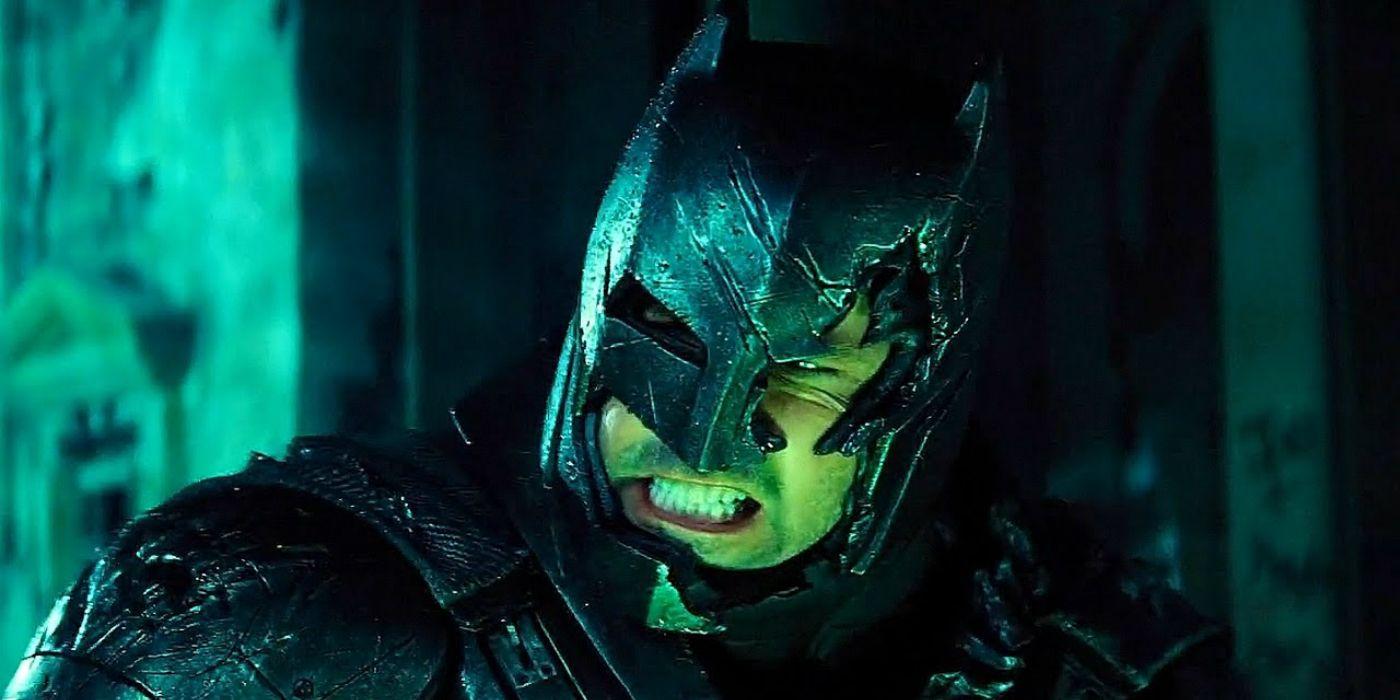 Batman v Superman: Which Robin Costume Was in the Batcave? | CBR